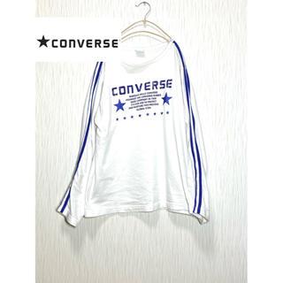 コンバース(CONVERSE)の★CONVERSE ホワイトスウェット フォロー割実施中!!(スウェット)