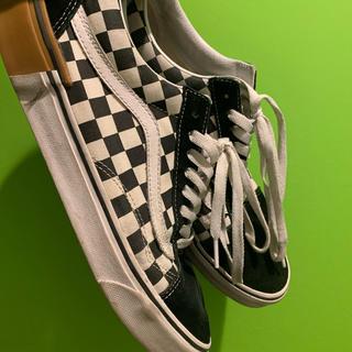 VANS - vans old skool checker Gumblock