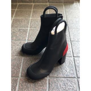 マルタンマルジェラ(Maison Martin Margiela)のRandom Identities worker boots 41(ブーツ)