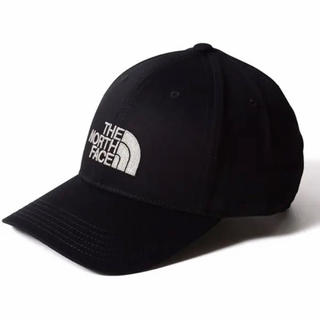 THE NORTH FACE - THE NORTH FACE ノースフェイス ロゴキャップ 黒 新品
