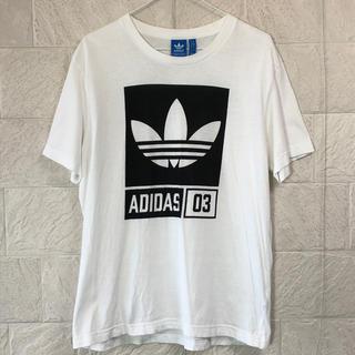 adidas - adidas originalsアディダスオリジナルスTシャツビッグトレフォイル