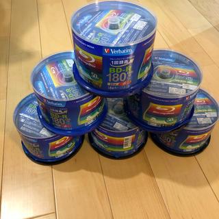 バーベイタム 1回録画用 ブルーレイディスクBD-R 25GB 50枚6個セット