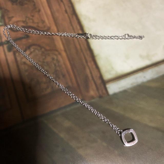 Vendome Aoyama(ヴァンドームアオヤマ)のネックレス レディースのアクセサリー(ネックレス)の商品写真