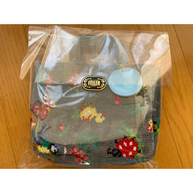FEILER(フェイラー)のフェイラー グレーハイジ WEB限定 バッグインミニトート レディースのバッグ(トートバッグ)の商品写真