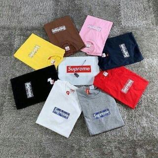 Supreme - L Supreme Bandana Box Logo Tee Tシャツ 男女兼用