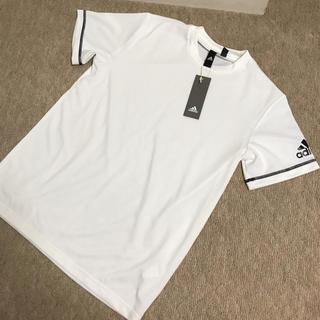 adidas - adidas Tシャツ L 白