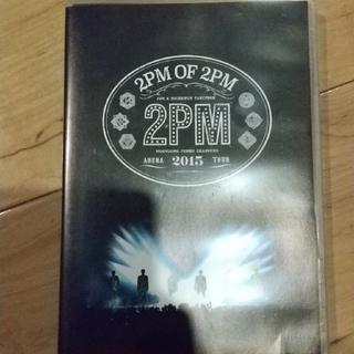 2PM ARENA TOUR 2015 2PM OF 2PM DVD
