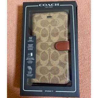 コーチ(COACH)のiPhoneケース(iPhoneケース)