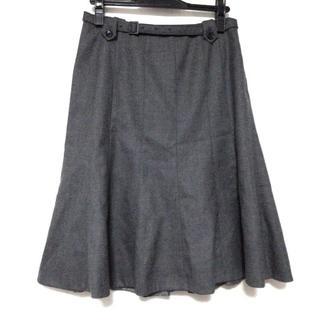 バーバリー(BURBERRY)のバーバリー スカート サイズ38 M美品  -(その他)