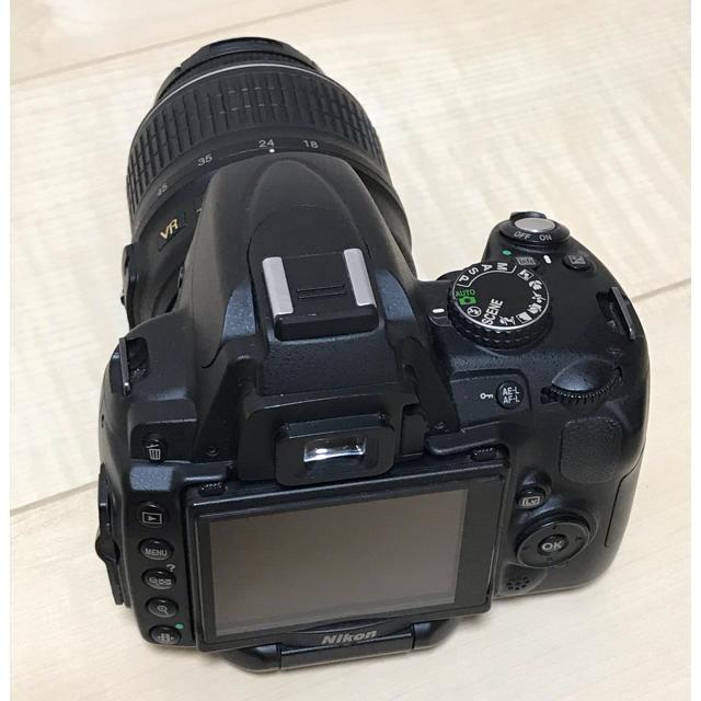 Nikon(ニコン)のNikon D5000 レンズキット スマホ/家電/カメラのカメラ(デジタル一眼)の商品写真