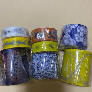 mina perhonen - ミナペルホネン マスキングテープ minaperhonen 新品 つづく展 レア