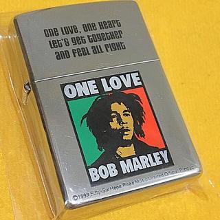 ジッポー(ZIPPO)のZIPPO BOB MARLEY 限定品 ONE LOVE ラガ レゲエ (タバコグッズ)
