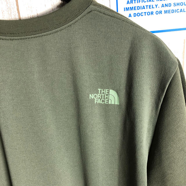 THE NORTH FACE(ザノースフェイス)の新品 ノースフェイス Tシャツ ポケT XLサイズ メンズのトップス(Tシャツ/カットソー(半袖/袖なし))の商品写真