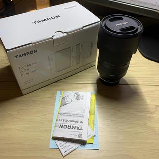 タムロン(TAMRON)の美品 TAMRON 70-180mm F/2.8 Di III VXD(レンズ(ズーム))