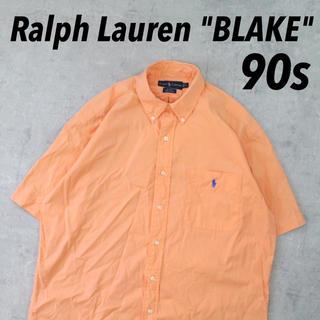 ラルフローレン(Ralph Lauren)の90s Ralph Lauren BLAKE BDシャツ オーバーサイズ レア(シャツ)