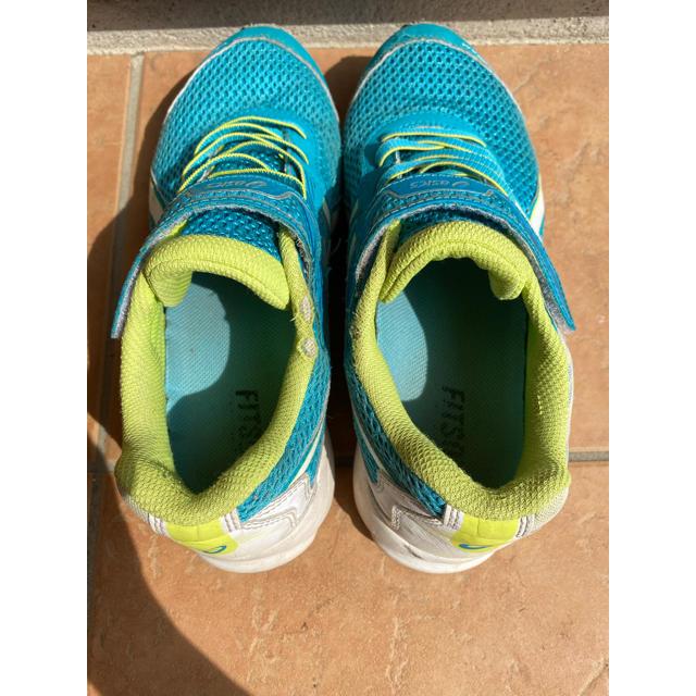 asics(アシックス)の23センチ☆アシックススニーカー キッズ/ベビー/マタニティのキッズ靴/シューズ(15cm~)(スニーカー)の商品写真