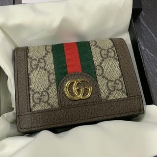 Gucci - GUCCI グッチ オフィディア 財布 二つ折り財布