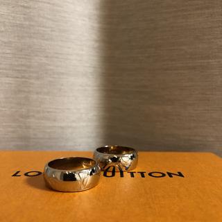 LOUIS VUITTON - (配送遅延の可能性についてをご了承の方のみ購入となります)ルイヴィトン   指輪