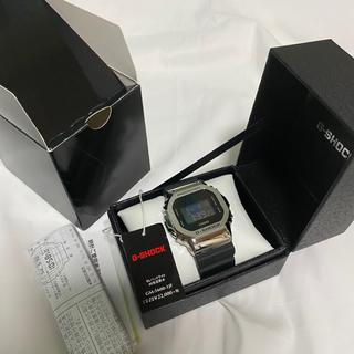 ジーショック(G-SHOCK)のカシオ G-SHOCK GM-5600-1JF(腕時計(デジタル))