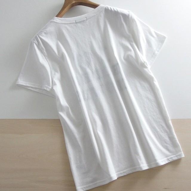 RODEO CROWNS WIDE BOWL(ロデオクラウンズワイドボウル)の●RCWB● ロデオクラウンズ 半袖Tシャツ F ♪ レディースのトップス(Tシャツ(半袖/袖なし))の商品写真