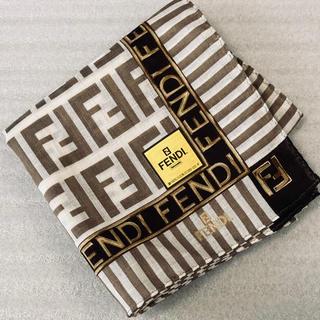 フェンディ(FENDI)の新品 FENDI フェンディ♡ハンカチ(ハンカチ)
