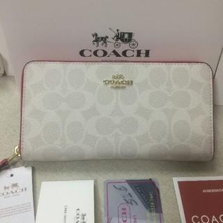 COACH - ★新品★ COACH コーチ 長財布  財布  F814