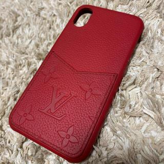 LOUIS VUITTON - 【人気⭐️】ルイヴィトン アンプラント iPhone X XS ケース