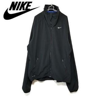 NIKE - NIKE 刺繍ロゴ レディース ランニングウェア ジャケット 黒