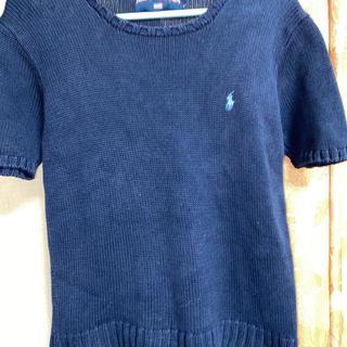 ラルフローレン(Ralph Lauren)のRALPHポロラルフローレン半袖ニットセーター(ニット/セーター)