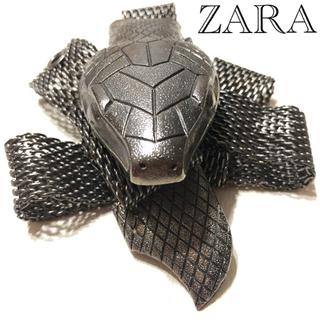 ZARA - ZARA  網状チェーンベルト