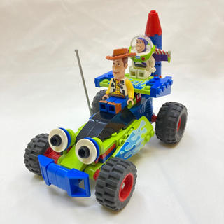 トイ・ストーリー - レア! レゴ トイストーリー 7590 ウッディとバズが救出に出動