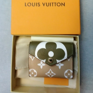 LOUIS VUITTON - ☆美品 ☆ Louis Vuitton ルイヴィトン   三つ折り 財布