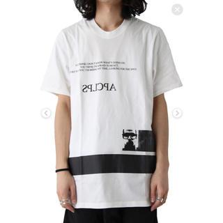 ユリウス(JULIUS)の限界最終値下げ‼️美品‼️ユリウス18ssプリントカットソー(Tシャツ/カットソー(半袖/袖なし))