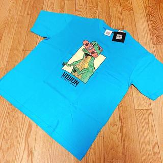 VISION 恐竜Tシャツ キンプリ 平野紫耀 未満警察着用