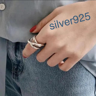 TODAYFUL - silver925  重ねリング