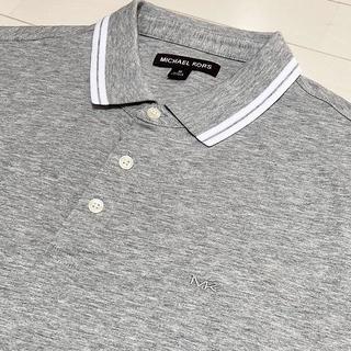 マイケルコース(Michael Kors)のMICHAEL KORS ポロシャツ ☆新品・未使用品・タグ付(ポロシャツ)