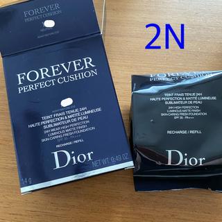 Dior - Dior ディオールスキン フォーエヴァー クッション 0N