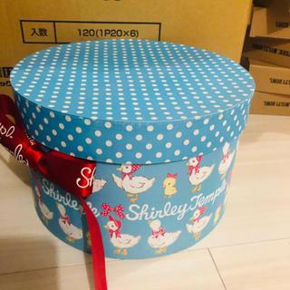 シャーリーテンプル(Shirley Temple)のシャーリーテンプル帽子箱 新品(ノベルティグッズ)