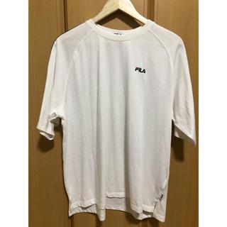 FILA - FILA 白 Tシャツ
