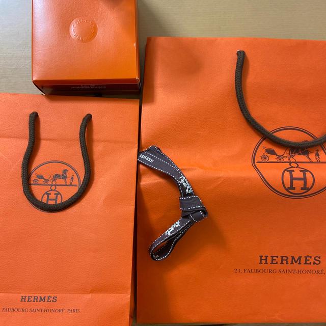 Hermes(エルメス)のHERMES オードゥ ルバーブ エカルラット コスメ/美容のボディケア(ボディクリーム)の商品写真