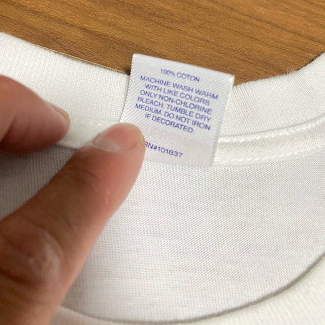 Supreme(シュプリーム)のsupreme Lサイズ メンズのトップス(Tシャツ/カットソー(半袖/袖なし))の商品写真