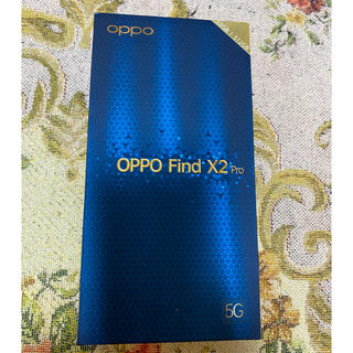 ANDROID - oppo find x2 pro opg01 au SIMフリー オレンジ