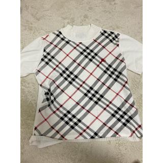 バーバリー(BURBERRY)のBurberry トップス(Tシャツ(半袖/袖なし))
