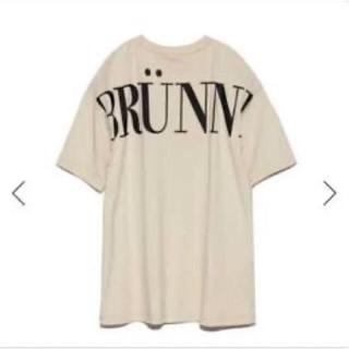 フレイアイディー(FRAY I.D)のFRAY ID ロゴTシャツ(Tシャツ(半袖/袖なし))