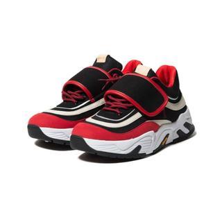 グラム(glamb)のGB0120 / AC04 : Velcro chunky sneakers(スニーカー)