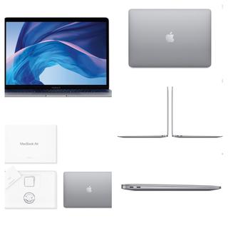 マック(Mac (Apple))の13.3インチMacBook Air 2019年7月発売モデル(ノートPC)