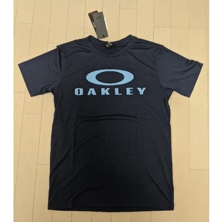 オークリー(Oakley)の新品未使用 OAKLEYメンズ T シャツネイビー M サイズ(Tシャツ/カットソー(半袖/袖なし))