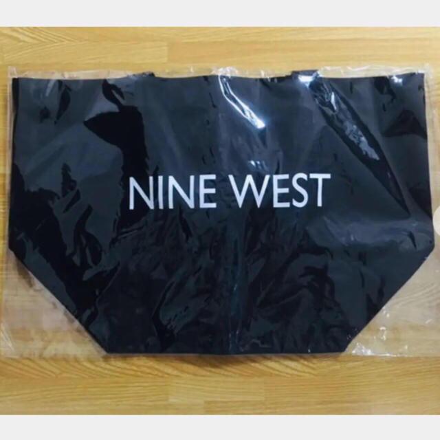 NINE WEST(ナインウエスト)のお盆セール【新品未開封】NINE WEST トートバッグ ブラック レディースのバッグ(トートバッグ)の商品写真