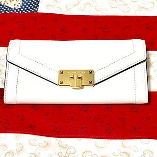 Michael Kors - マイケルコース 長財布未使用ホワイト