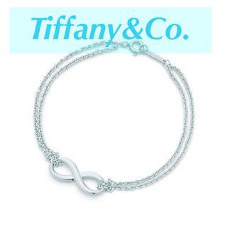 ティファニー(Tiffany & Co.)の【美品】Tiffany インフィニティブレス(ブレスレット/バングル)